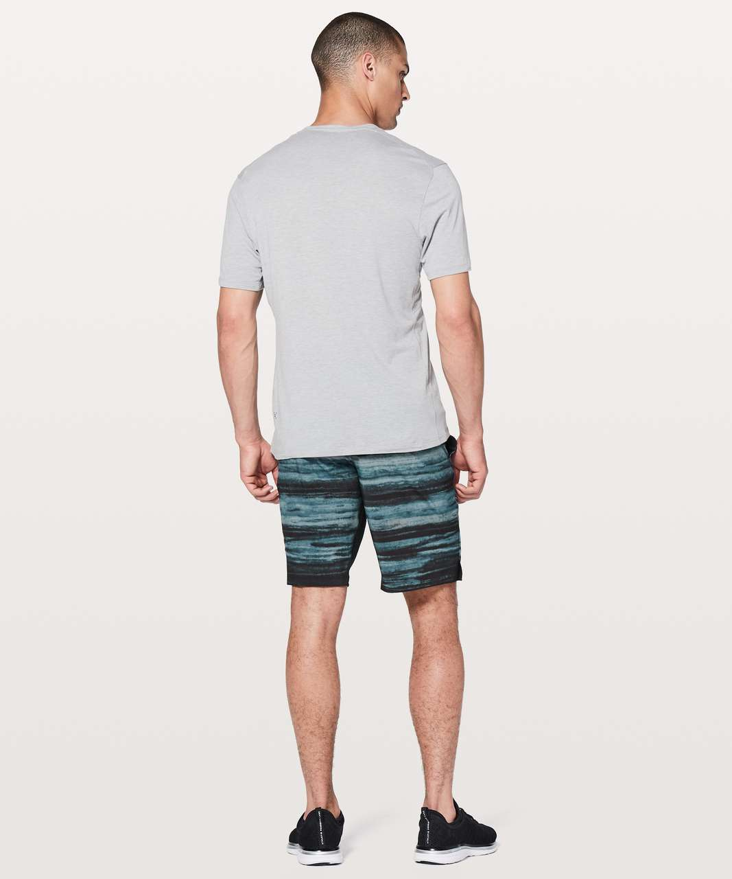"Lululemon T.H.E. Short *Linerless 9"" Updated - High Tide Multi"