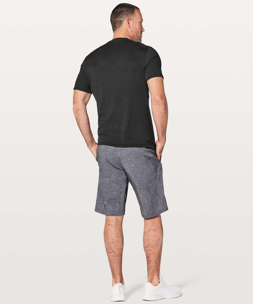 Lululemon Somatic Aero Short Sleeve - Black