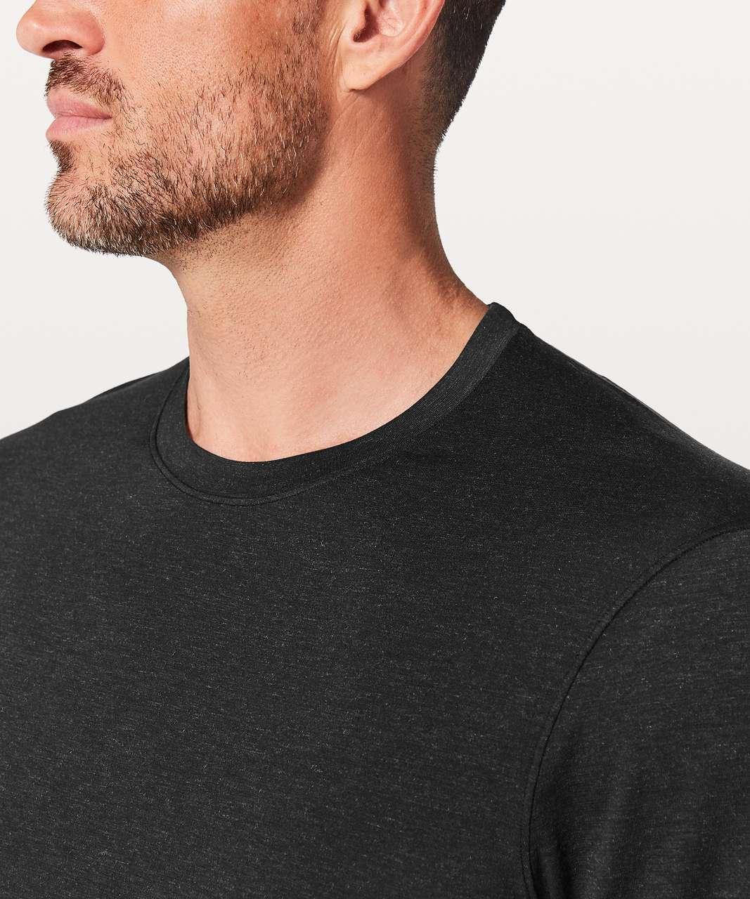 Lululemon Somatic Aero Short Sleeve - Black