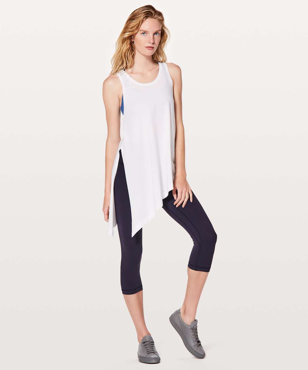 Lululemon To The Point Tank - White