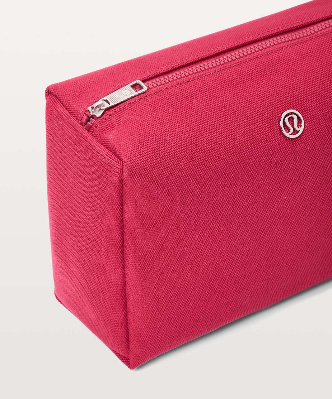 Lululemon All Your Small Things Pouch *Canvas 4L - Ruby Red