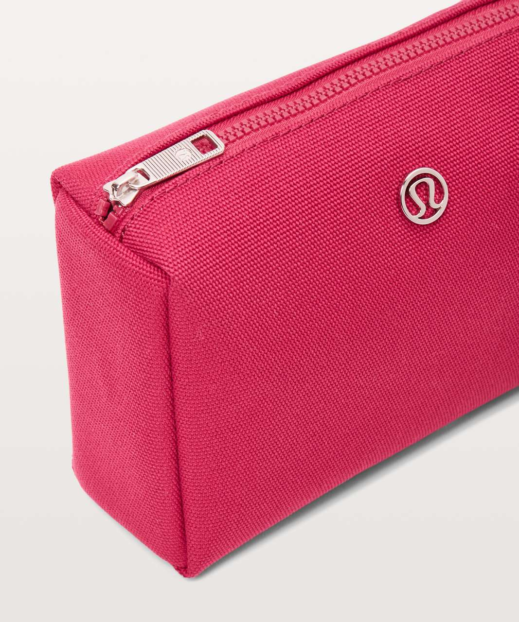 Lululemon All Your Small Things Pouch *Canvas Mini 2L - Ruby Red