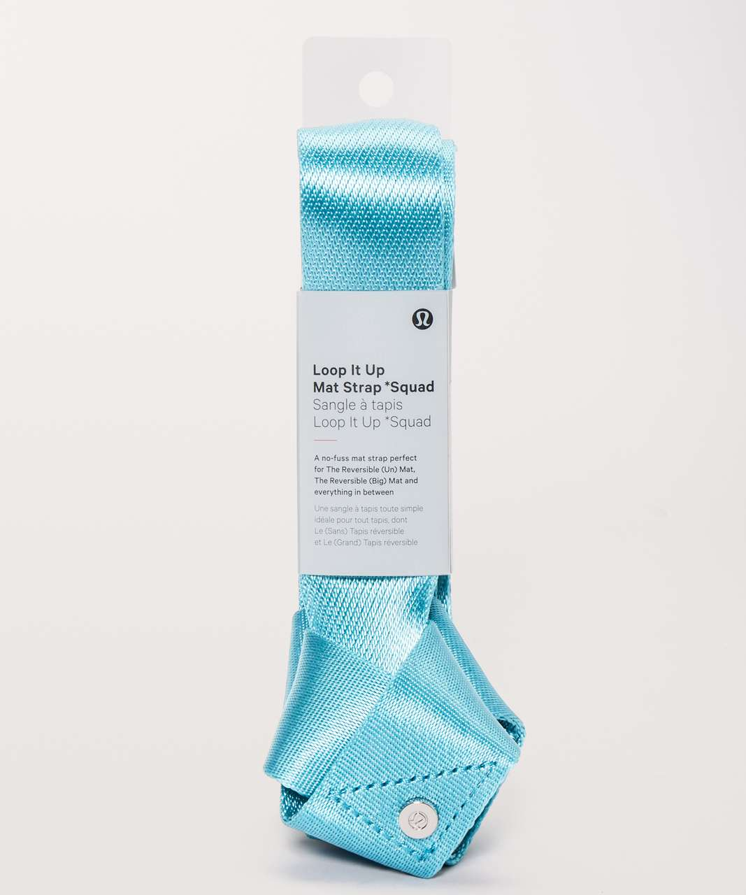 Lululemon Loop It Up Mat Strap *Squad - Eton Blue / Brilliant Blue