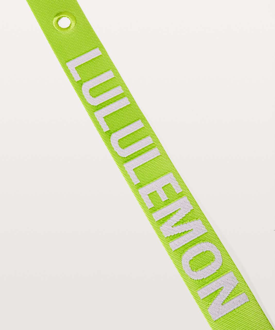 Lululemon Loop It Up Mat Strap *Squad - Lucid Lime / Sheer Violet
