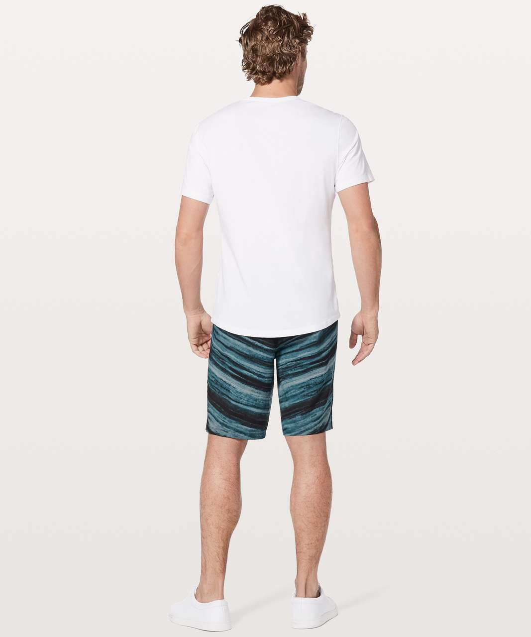 "Lululemon Current State Short *9"" Updated - High Tide Multi"