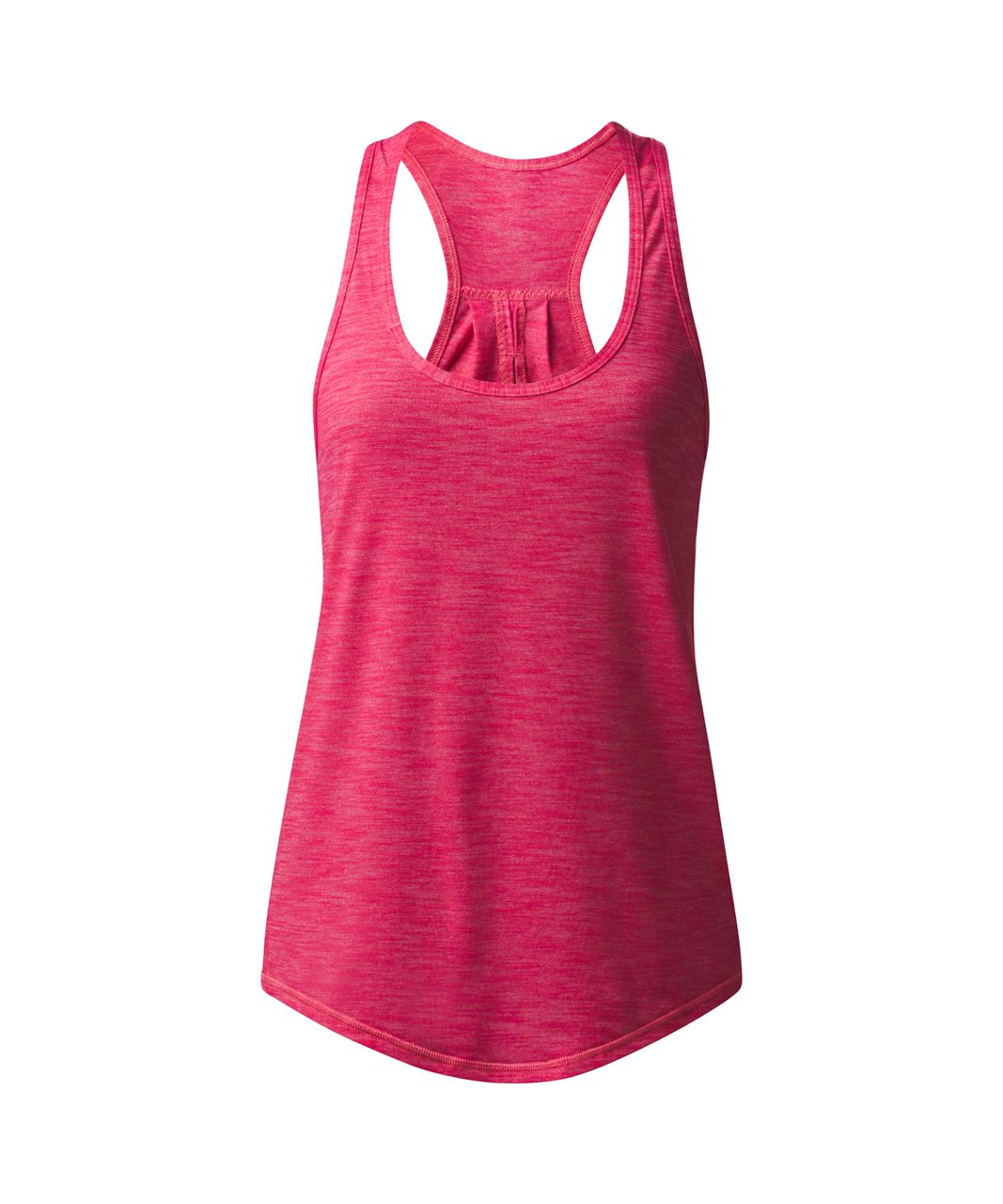 Lululemon Salute the Sun Tank - Heathered Boom Juice