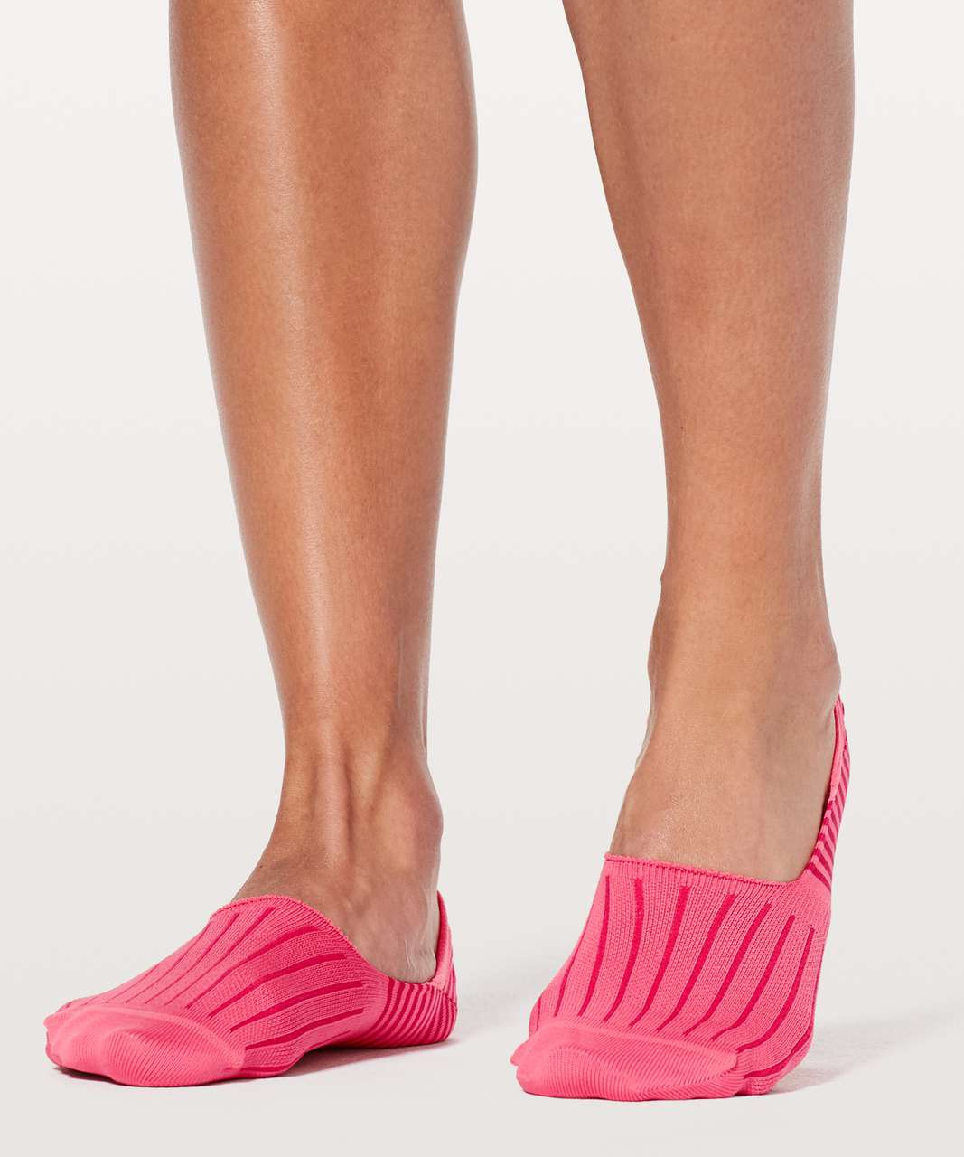 Lululemon Secret Sock - Glossy / Fuchsia Pink