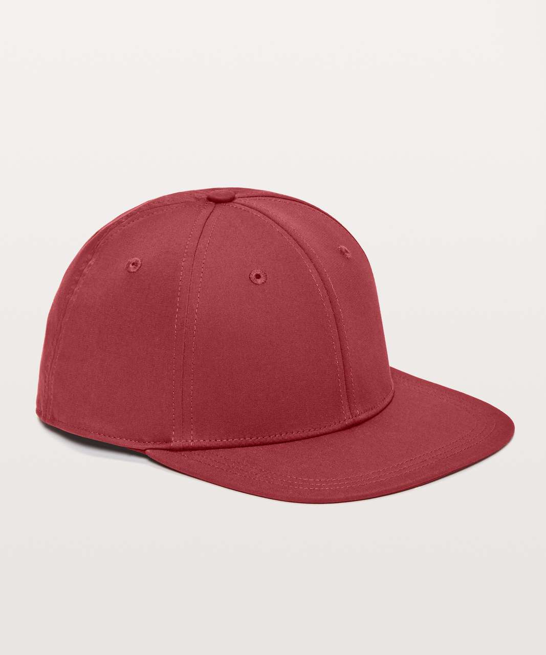 Lululemon On The Fly Ball Cap - Oxblood