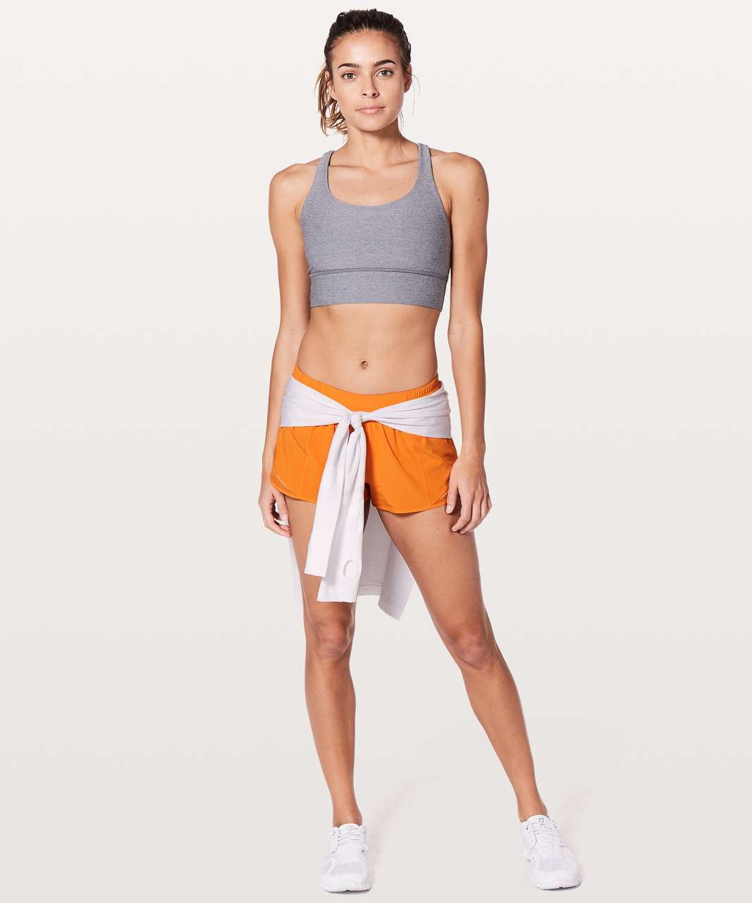 "Lululemon Hotty Hot Short II *2.5"" - Vivid Amber"