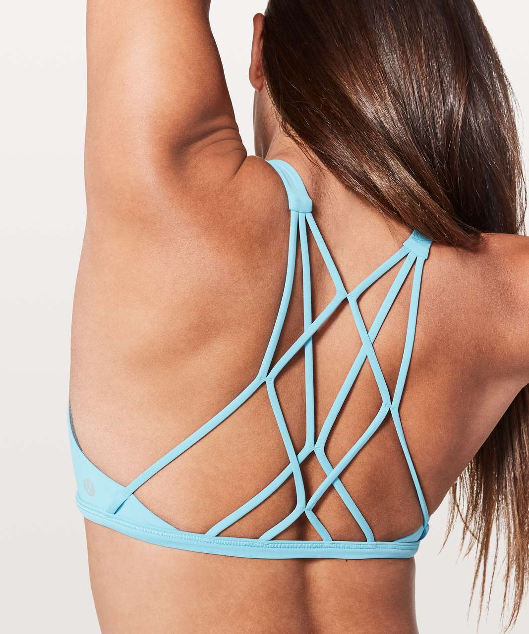 Lululemon Free To Be Zen Bra - Eton Blue