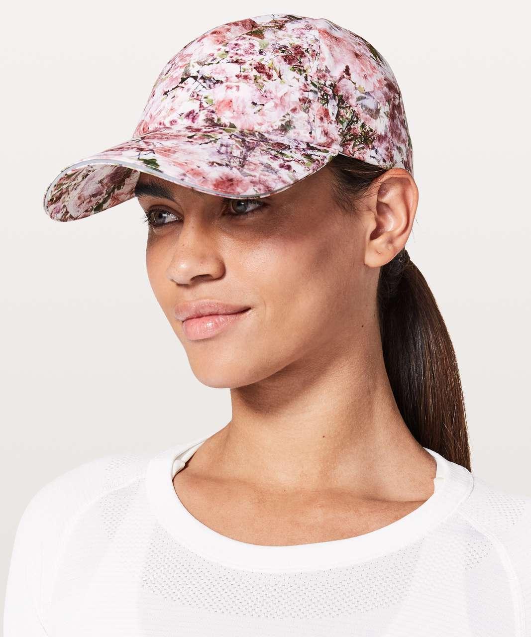 Lululemon Baller Hat Run - Blossom Spritz Multi