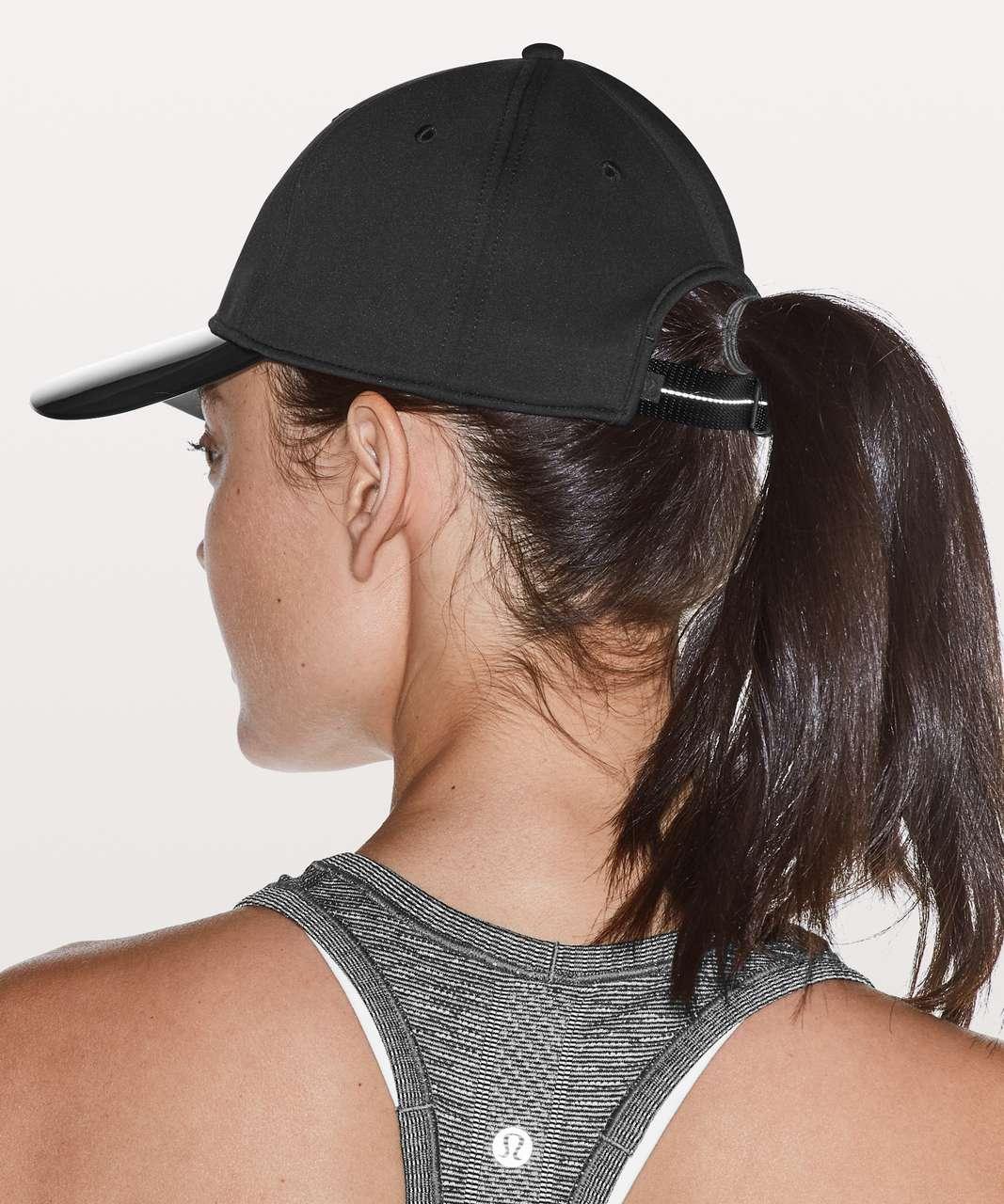 Lululemon Baller Hat *Translucent Brim - Black