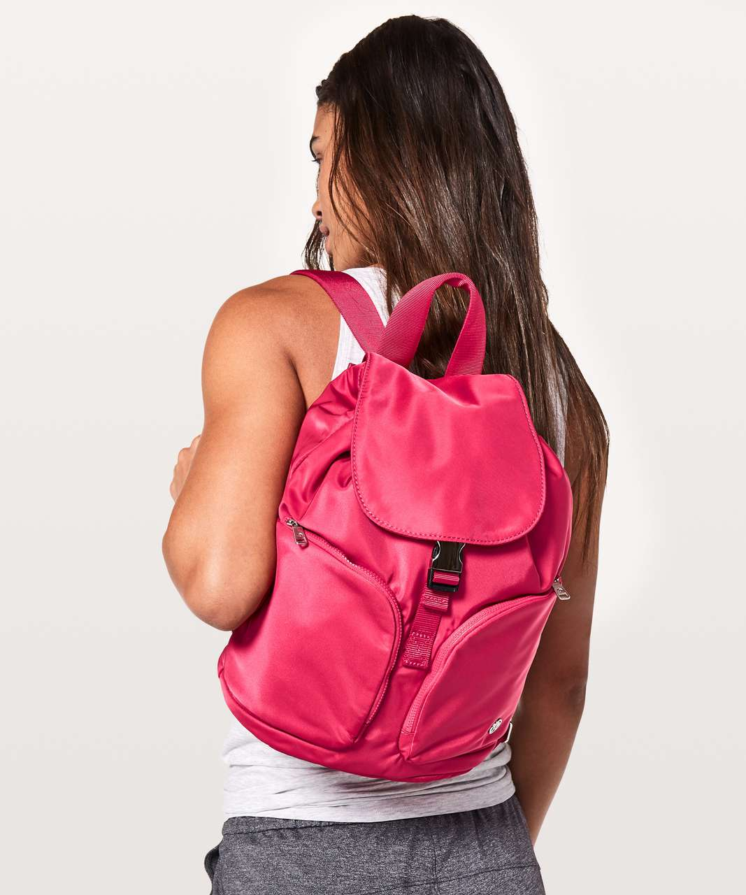 Lululemon Carry Onward Rucksack Mini *9L - Fuchsia Pink