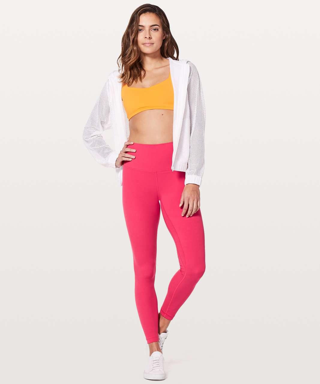 """Lululemon Align Pant *Full Length 28"""" - Fuchsia Pink"""