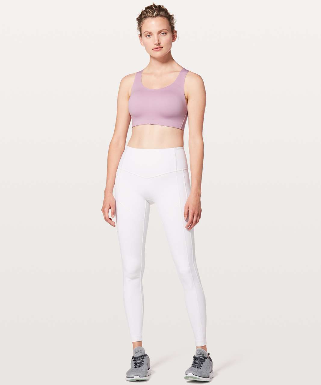 Lululemon Enlite Bra - Rose Blush