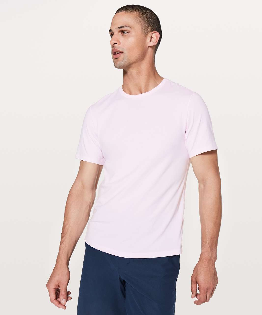 Lululemon 5 Year Basic Tee *Updated Fit - Flutterby Pink