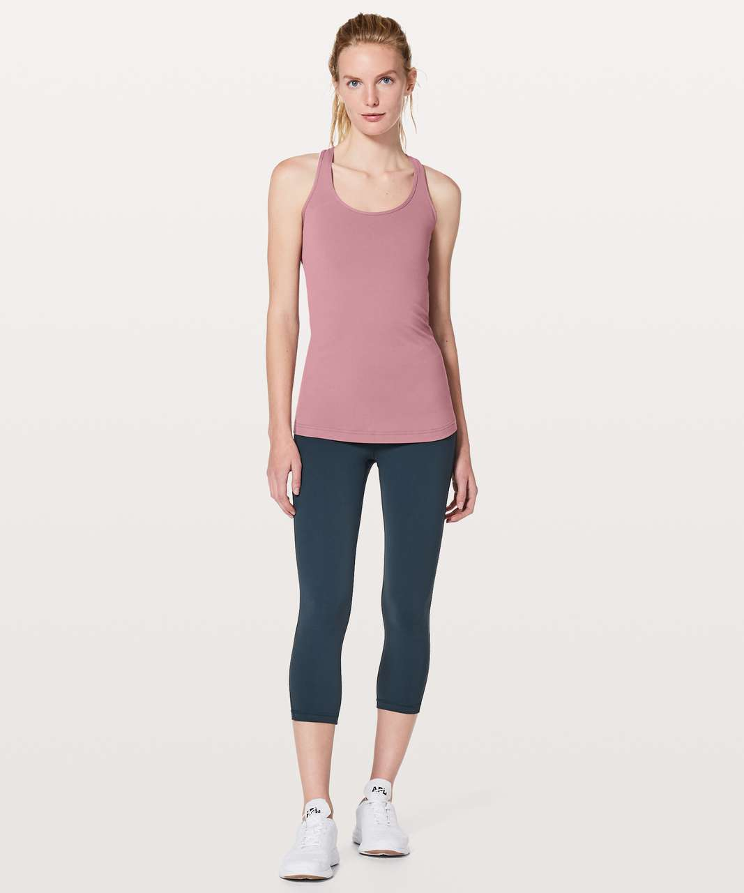 Lululemon Cool Racerback - Figue
