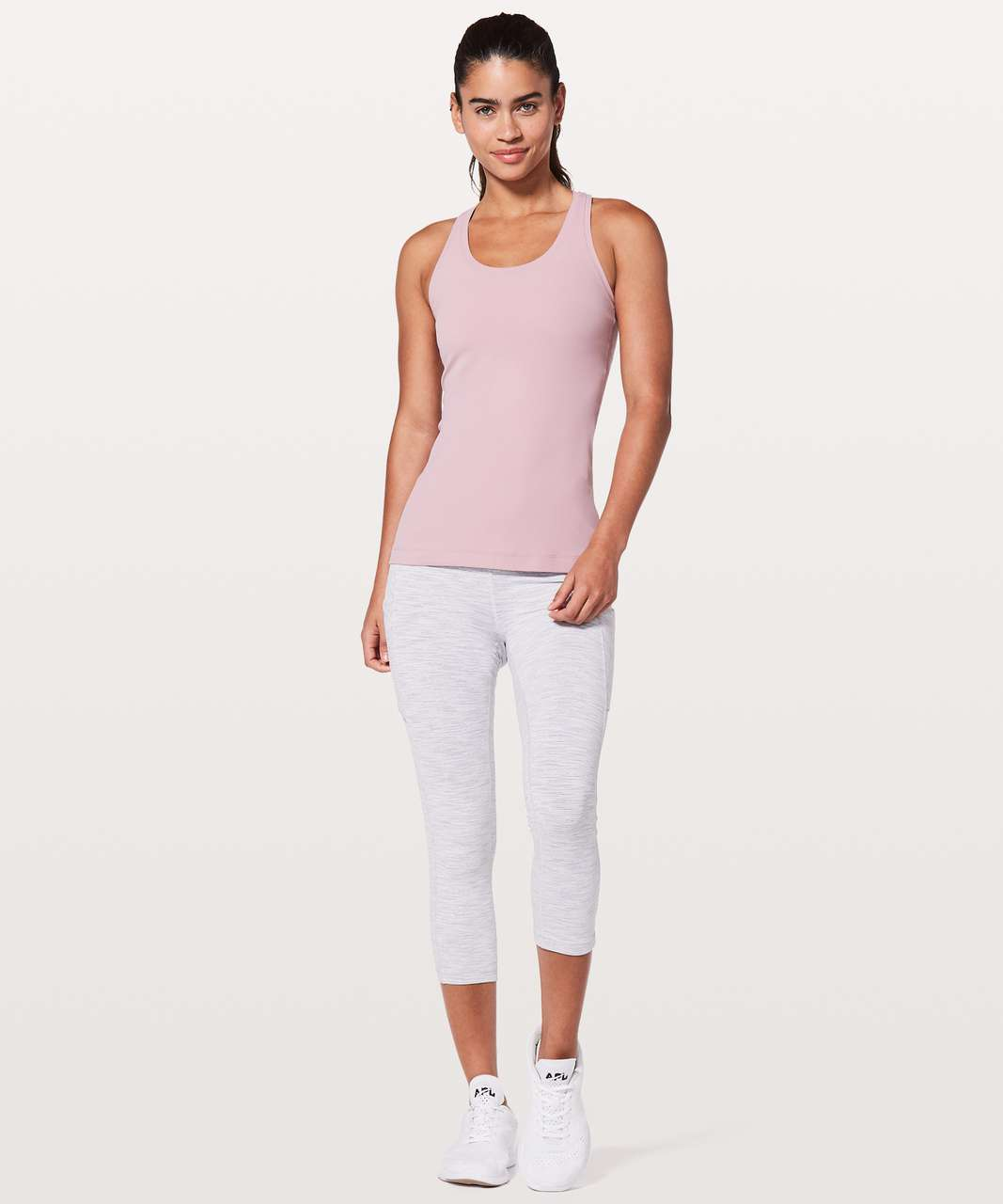 Lululemon Cool Racerback II *Nulu - Rose Blush