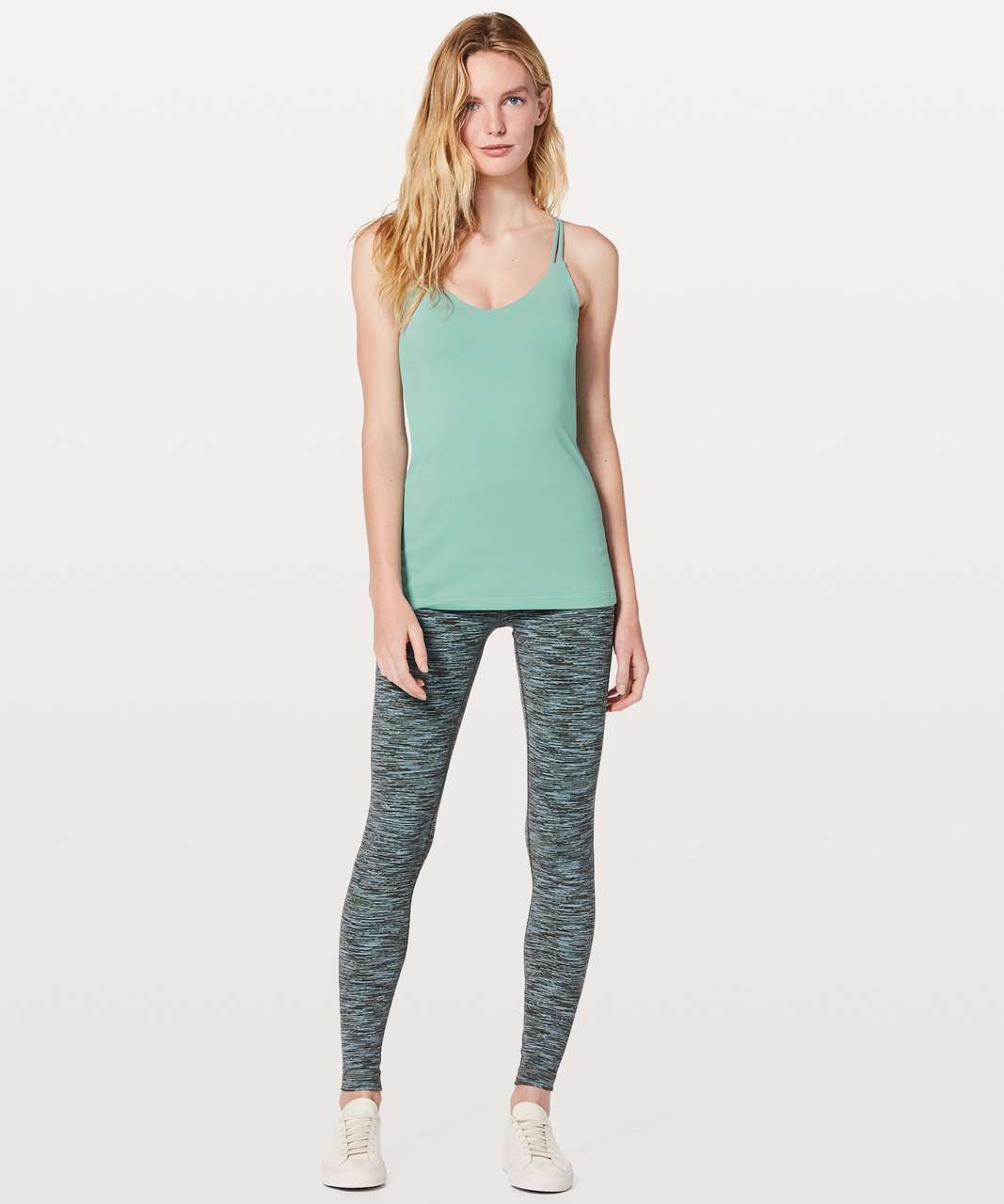 Lululemon Create Your Calm Tank - Rip Tide