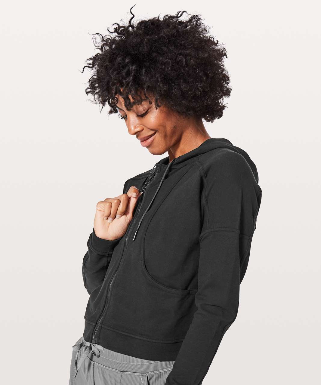 Lululemon Next Move Jacket - Black