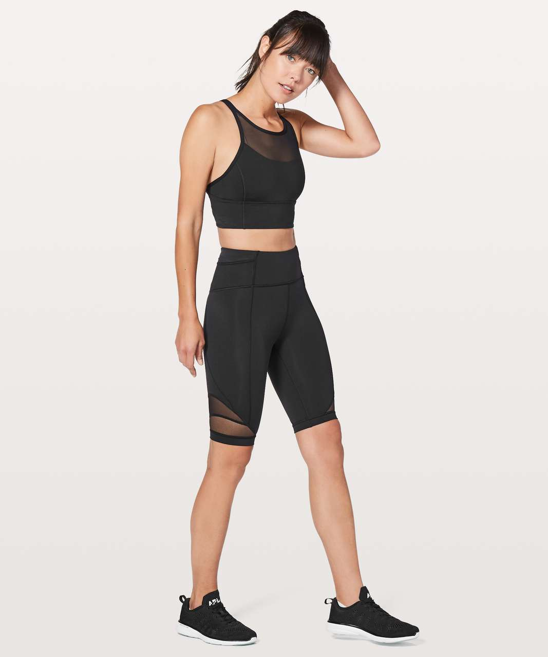 Lululemon Forget The Sweat Short - Black
