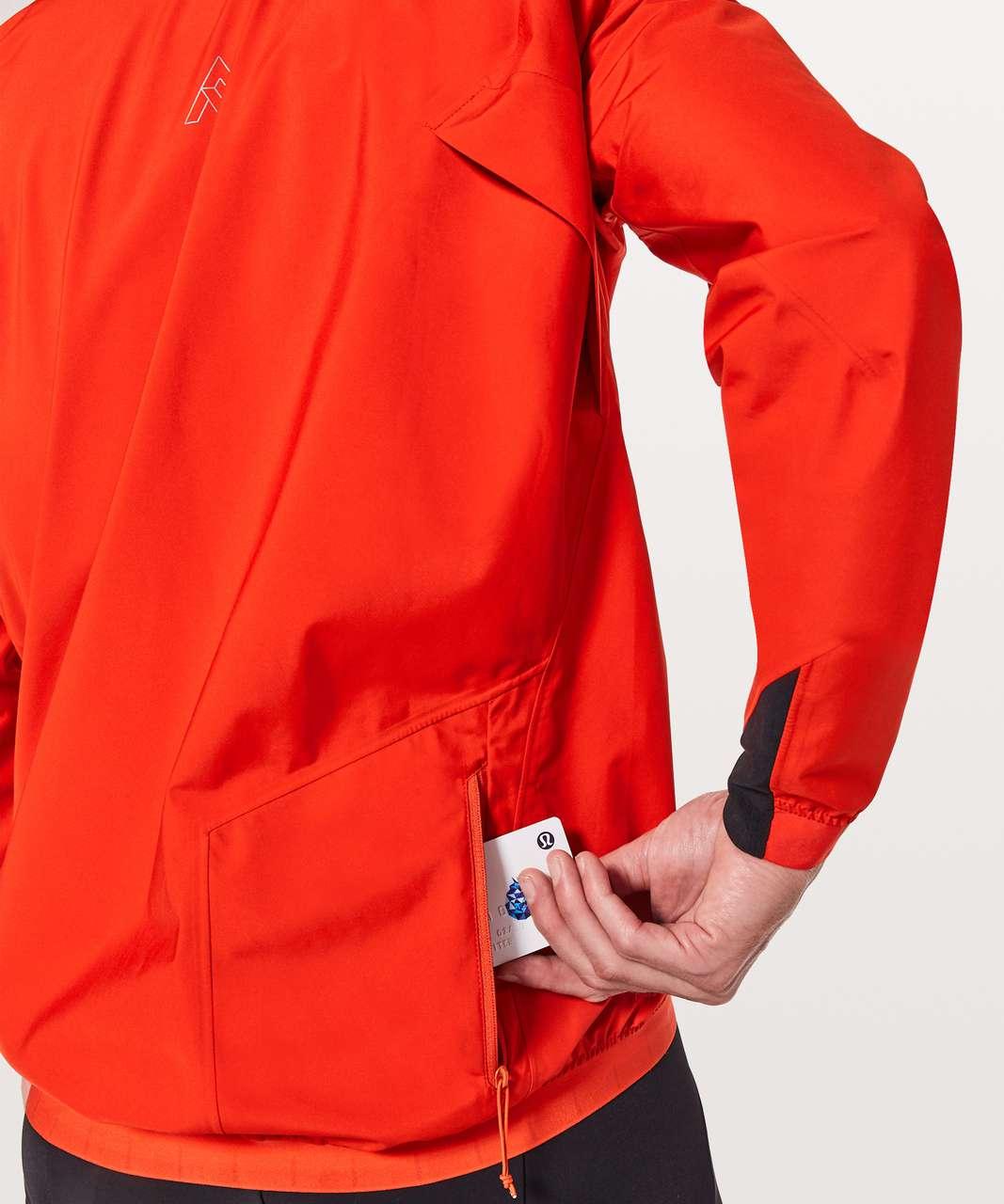 Lululemon 7Mesh Resistance Jacket - Laser Red
