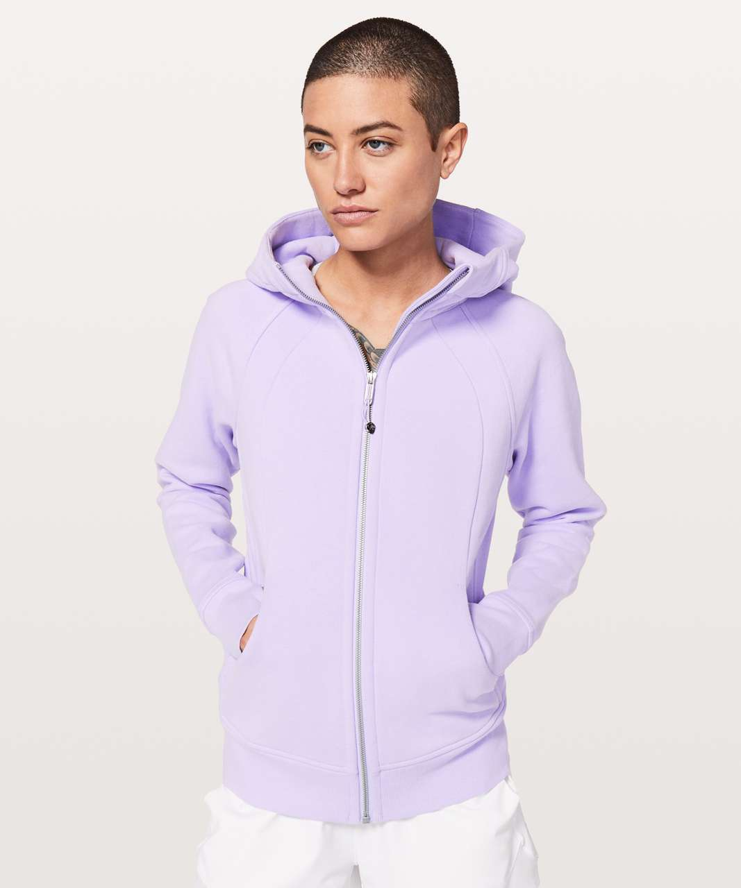 Lululemon Scuba Hoodie *Light Cotton Fleece - Sheer Violet (First Release)