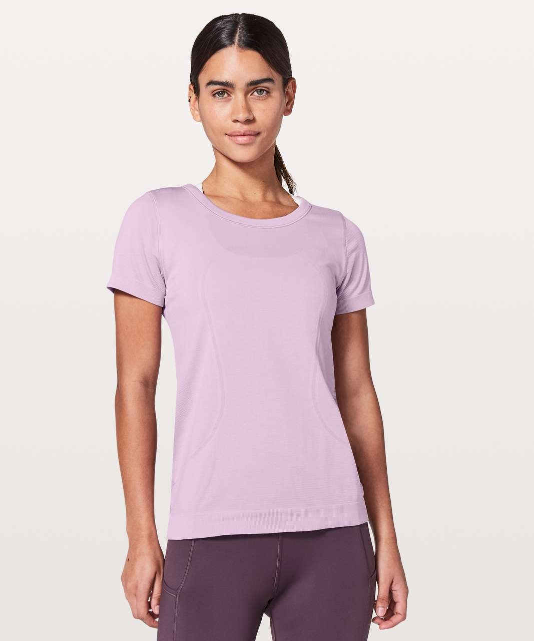 Lululemon Swiftly Tech Short Sleeve (Breeze) *Relaxed Fit - Violetta / Violetta