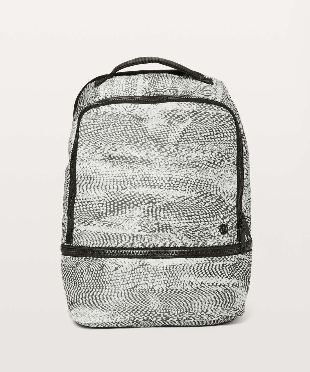 Lululemon City Adventurer Backpack *17L - Swerve Vapor Metal Grey / Black