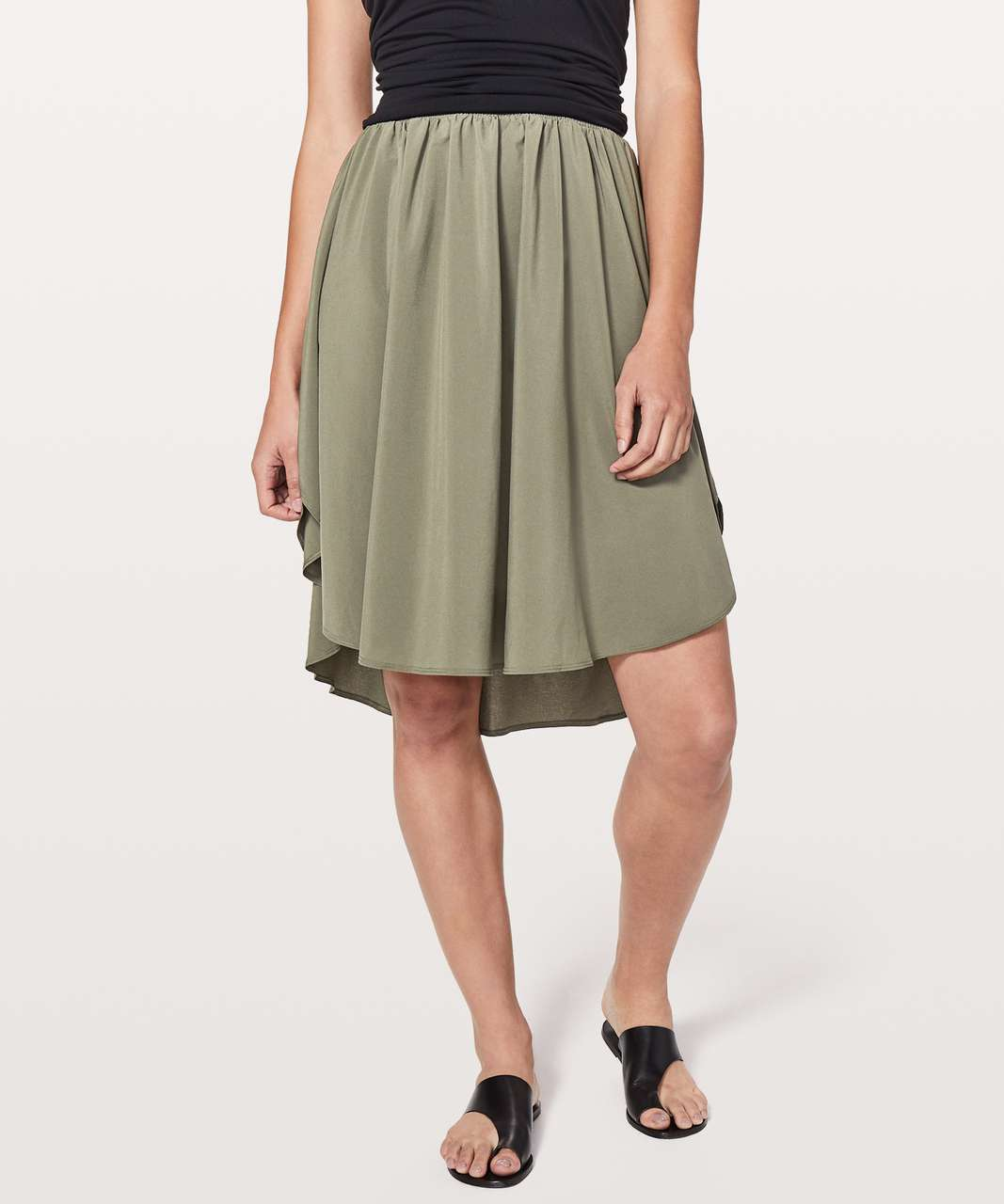 Lululemon The Everyday Skirt - Sage