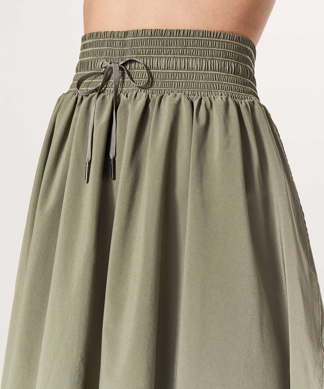 Lululemon The Everyday Skirt - Sage