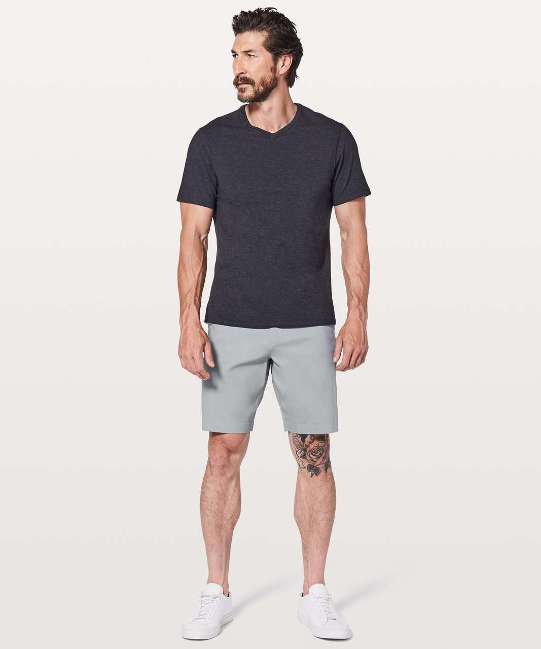 "Lululemon Commission Short Slim *Chino 9"" - Light Cast"