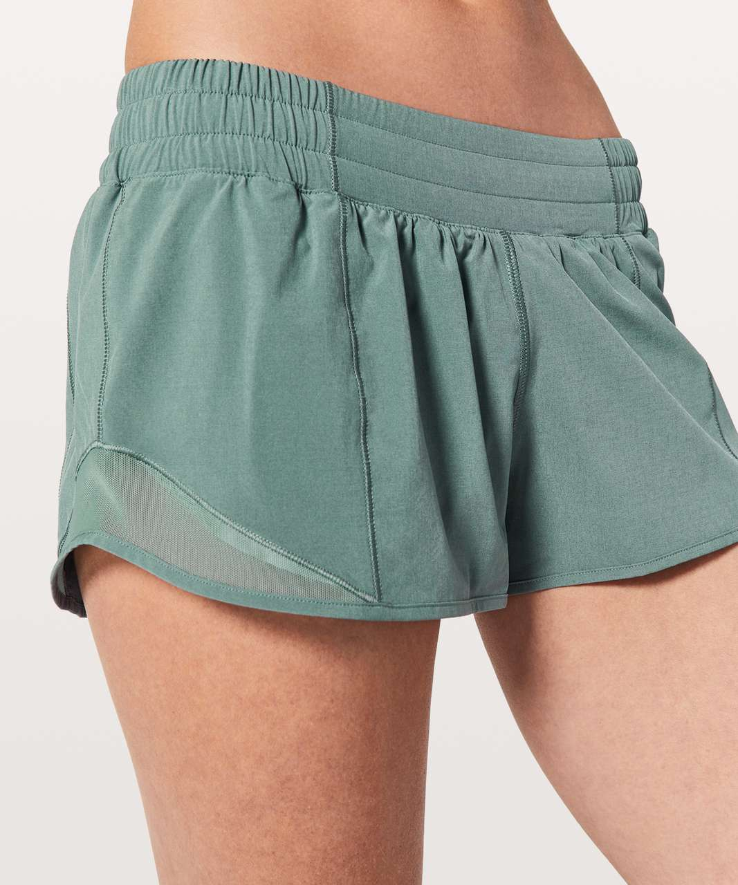 "Lululemon Hotty Hot Short II *2.5"" - Juniper"