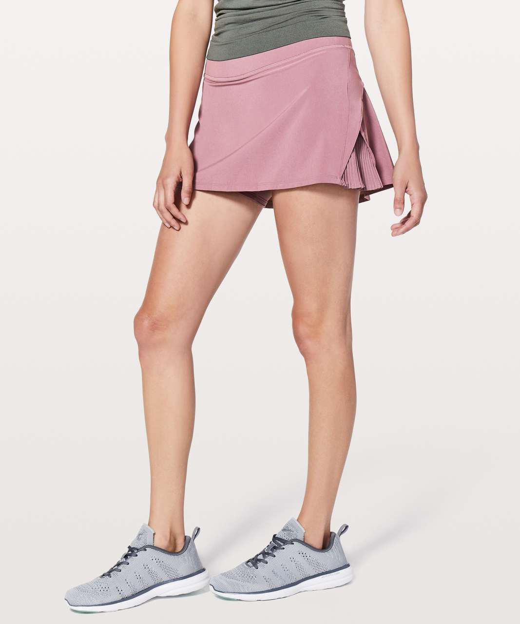 "Lululemon Play Off The Pleats Skirt *13"" - Figue"