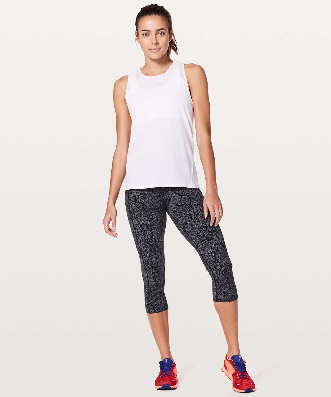 Lululemon For The Run Tank - White