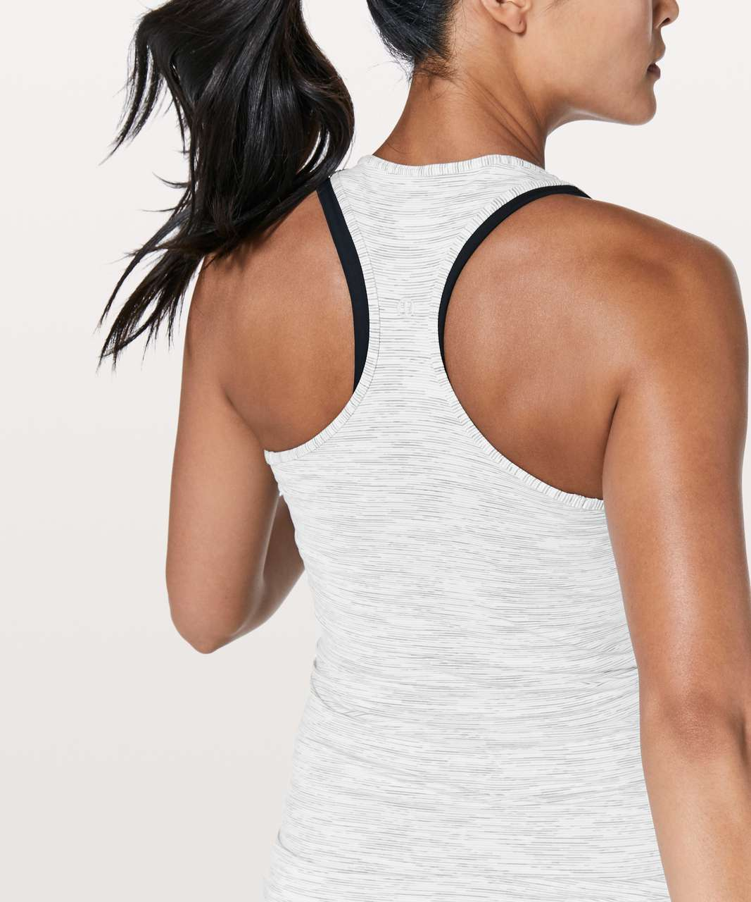 Lululemon Cool Racerback - Wee Are From Space Nimbus Battleship
