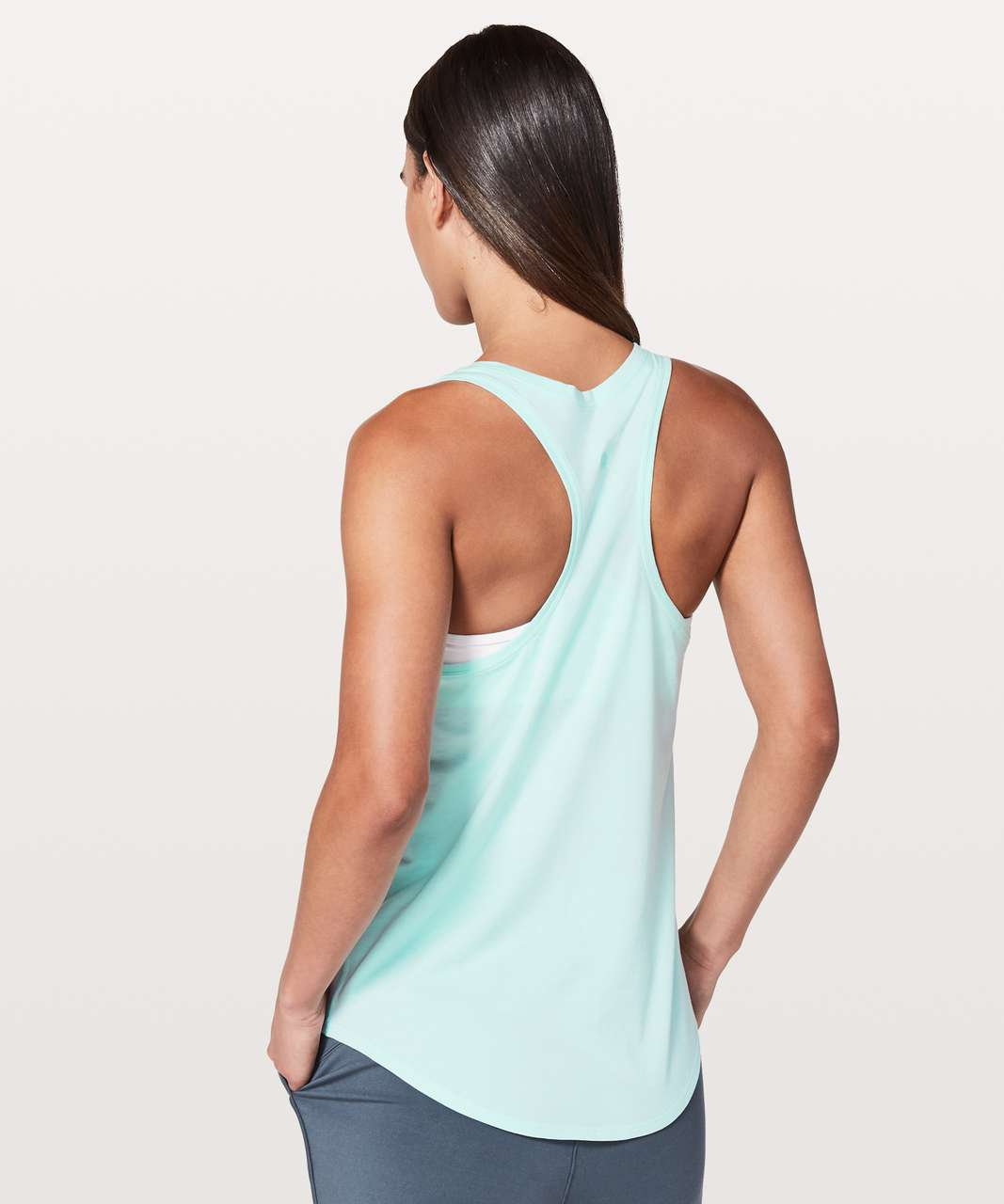 Lululemon Love Tank II - Frosty