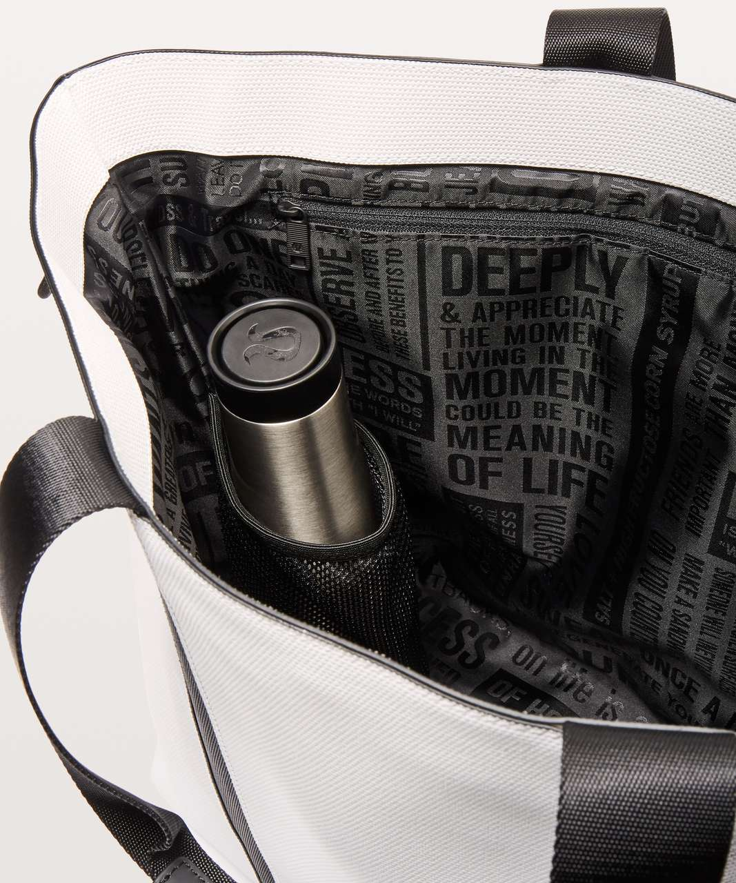 Lululemon Day Out Tote *16L - White