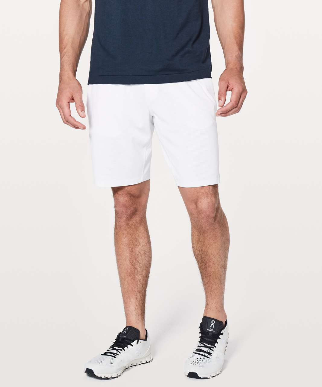 "Lululemon Warp Lite Short *9"" - White"