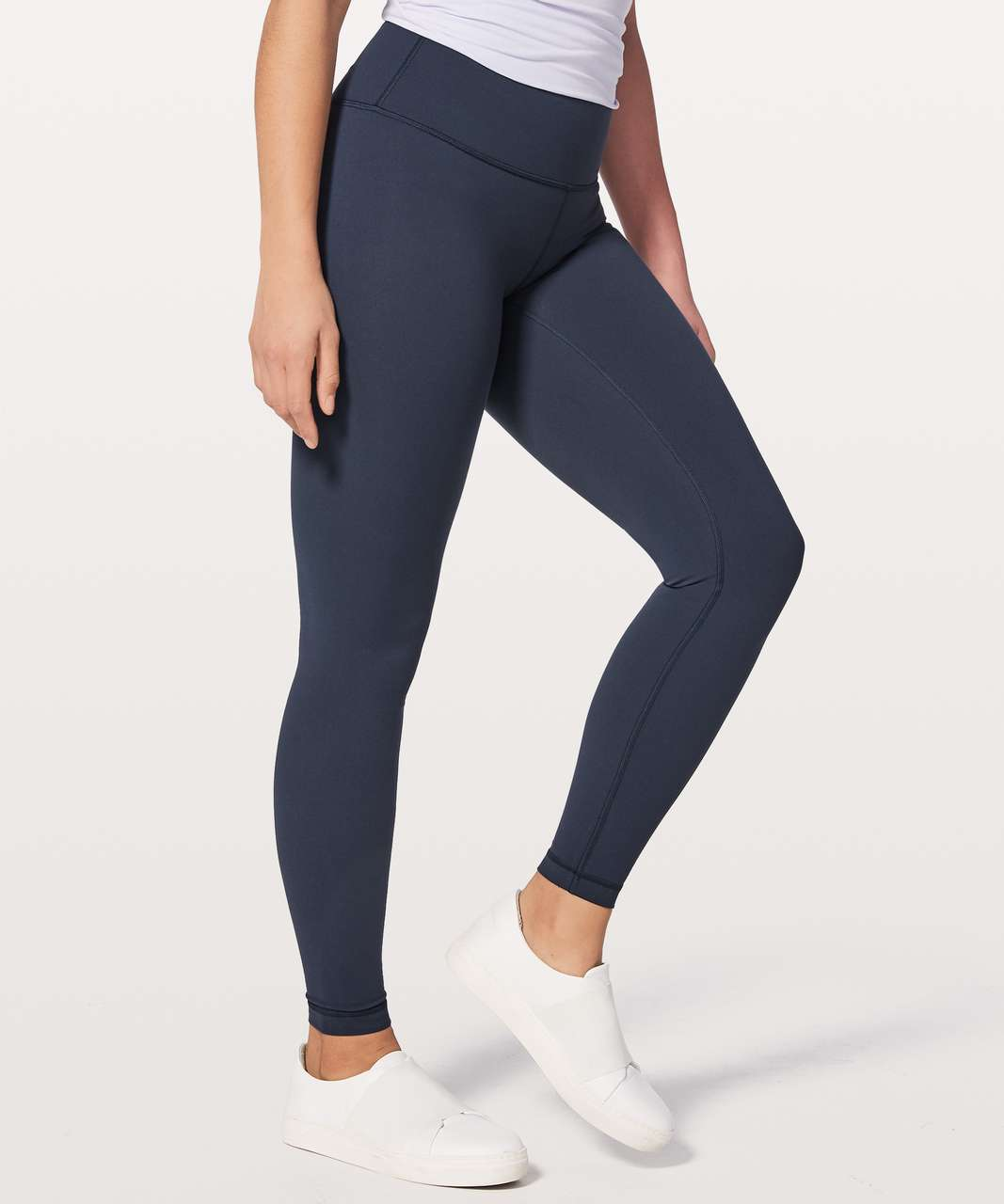 "Lululemon Wunder Under Hi-Rise Tight *28"" - Deep Navy"