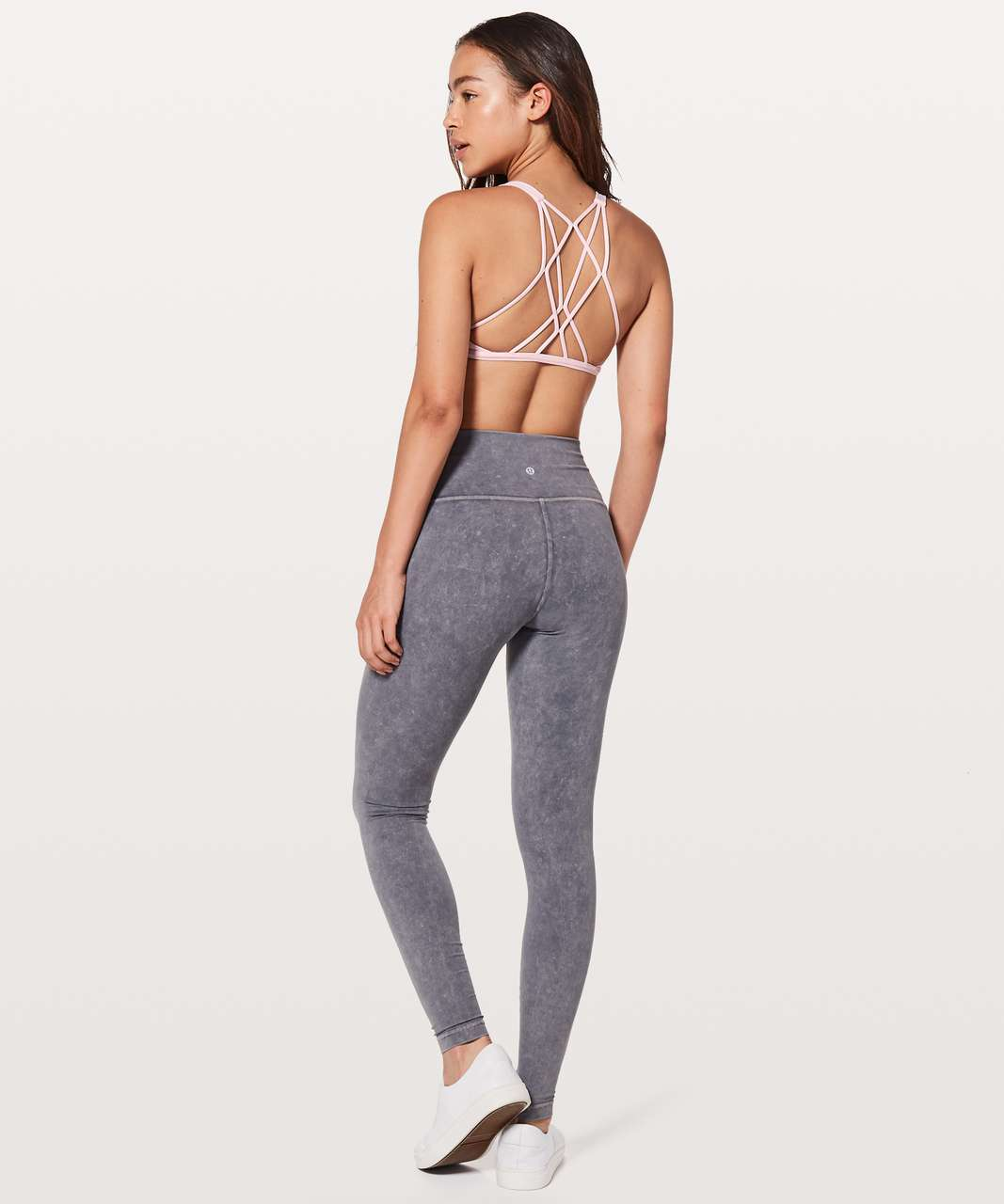 Lululemon Free To Be Zen Bra - Petals