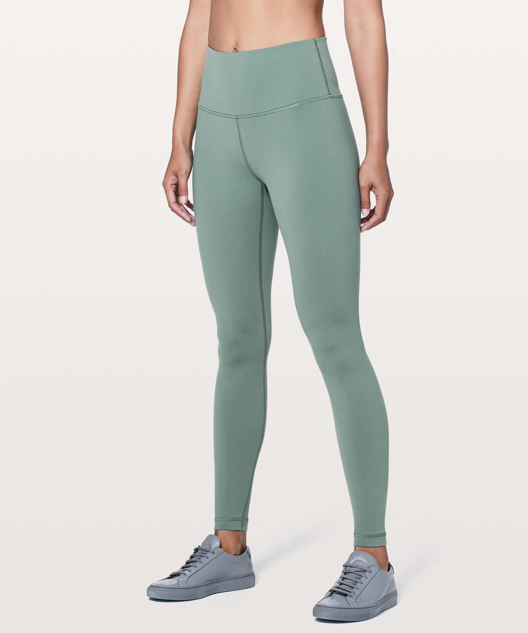 "Lululemon Wunder Under Hi-Rise Tight *28"" - Juniper"