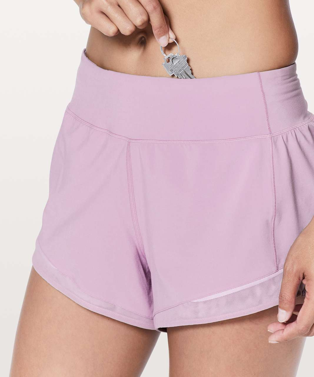 "Lululemon Gait Keeper Short *3.5"" - Violetta"