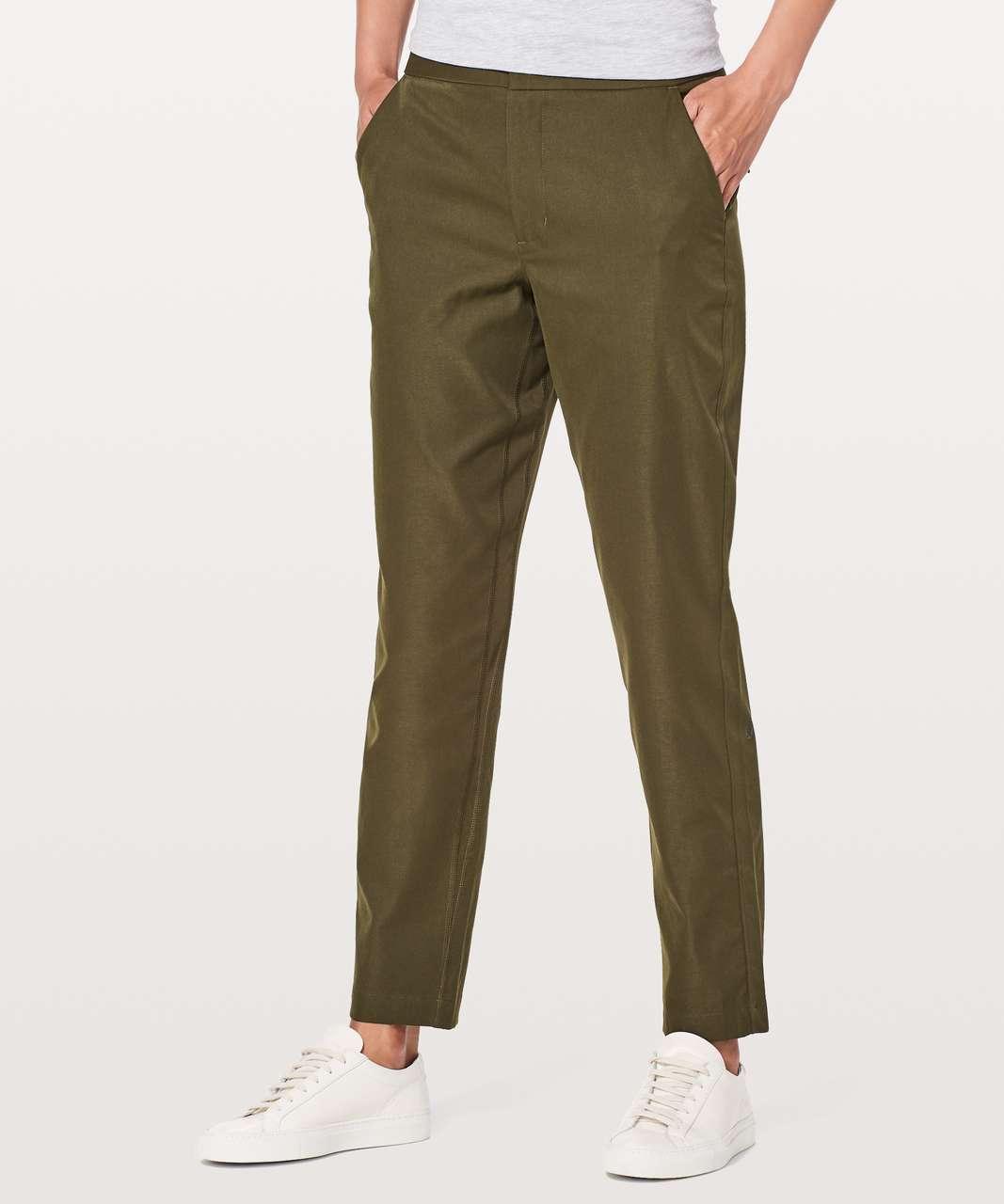 8c123e89a0 Lululemon City Trek Trouser *28