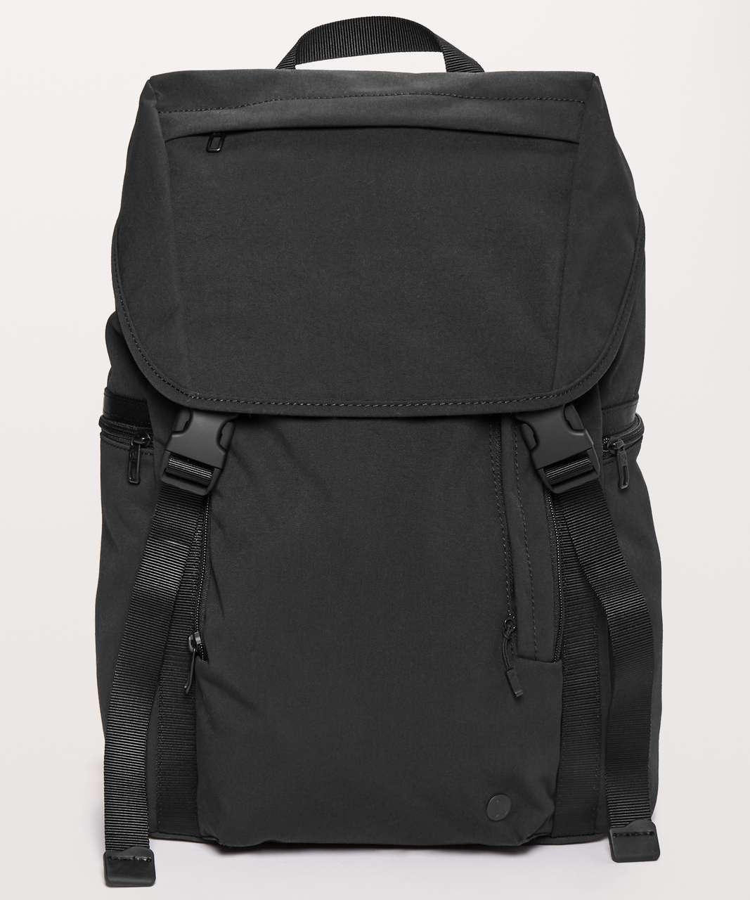fcac4dfdc07 Lululemon Command The Day Backpack *24L - Black - lulu fanatics