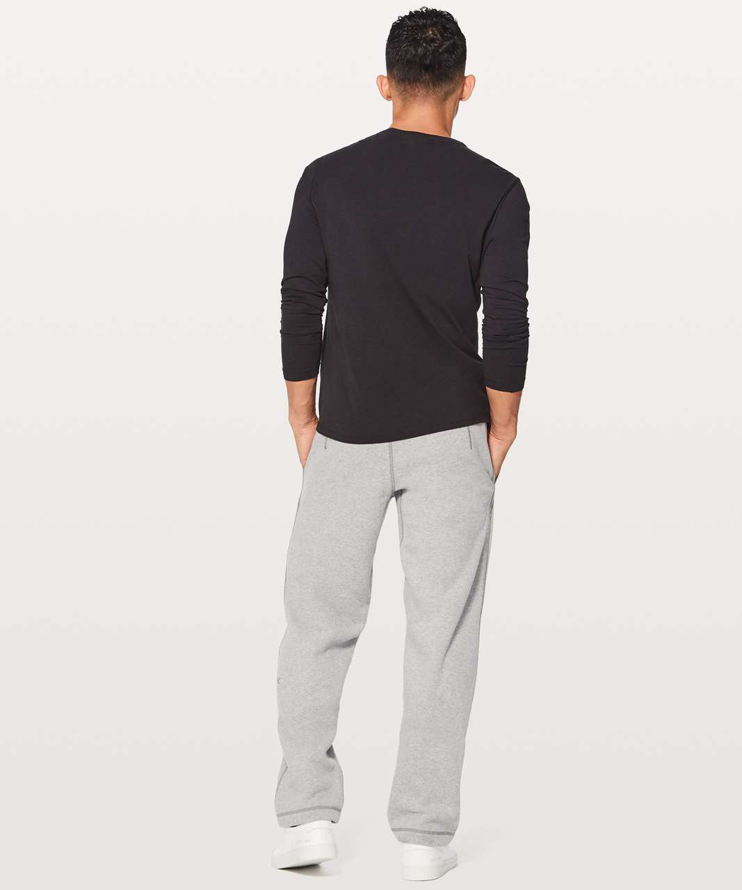 Lululemon Hustle Pant (Regular) - Heathered Medium Grey
