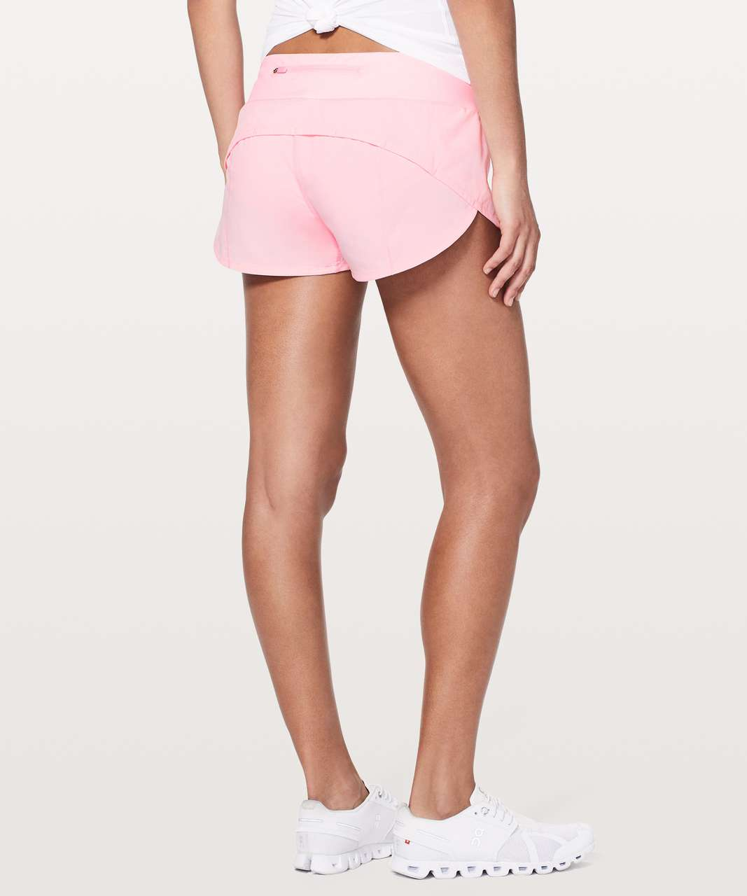 Lululemon Speed Up Short 2 5 Miami Pink Lulu Fanatics
