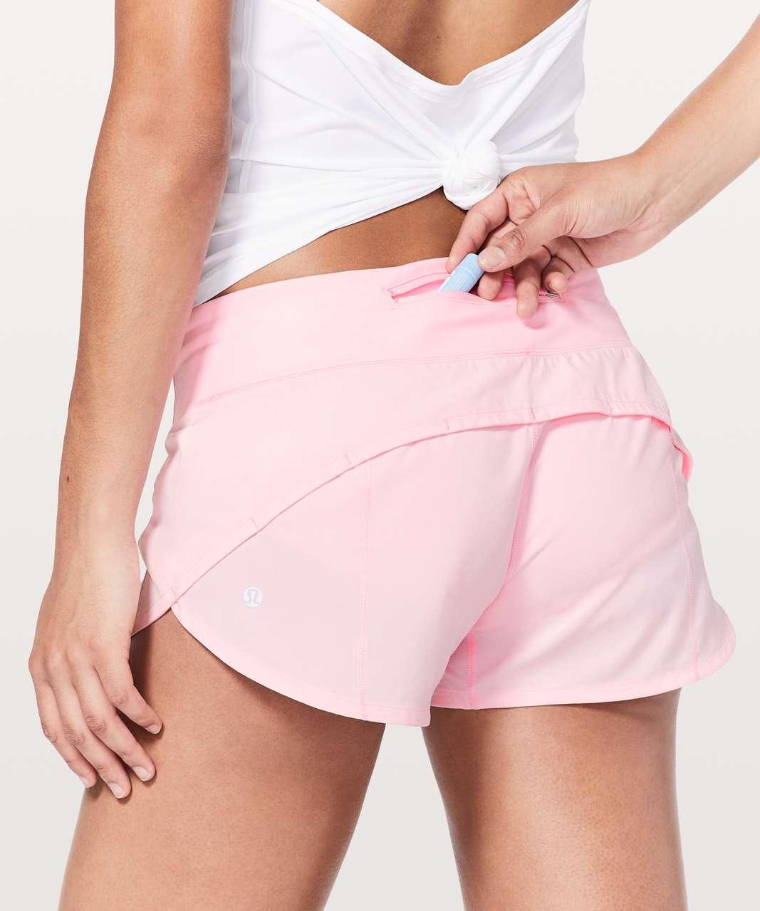 "Lululemon Speed Up Short *2.5"" - Miami Pink"