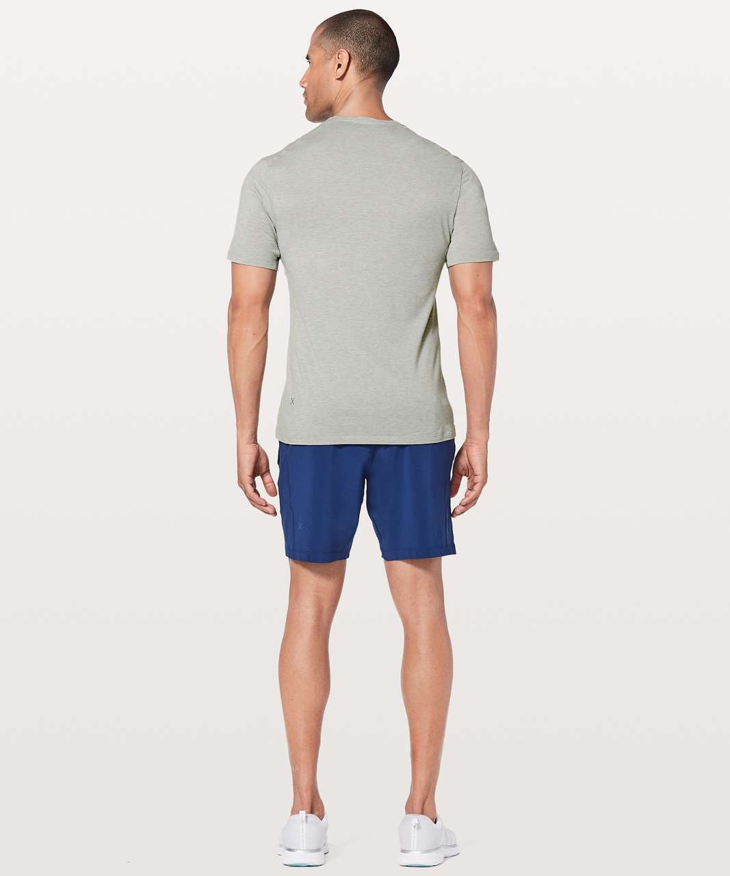 Lululemon Somatic Aero Short Sleeve - Sea Salt