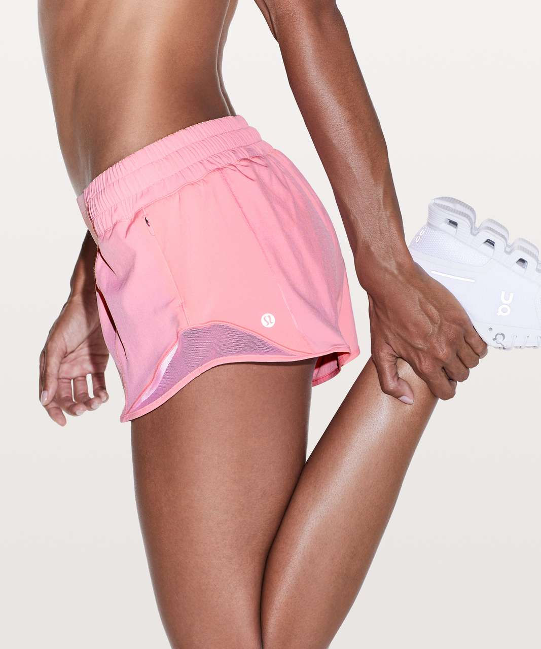 "Lululemon Hotty Hot Short II *2.5"" - Miami Pink"